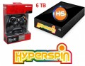 6TB Hyperspin Drive with Controller