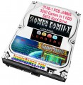 Jamma Games Family 3500 in 1 IDE Hard Drive 3149-1 PCB upgrade 3149 Arcade Game